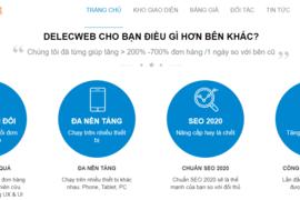Thiết kế website uy tín chuyên nghiệp tại Hà Nội