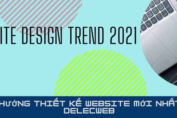 Xu hướng thiết kế website 2021