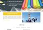 Mẫu thiết kế web công ty xây dựng