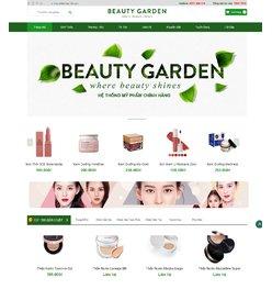 Website bán mỹ phẩm