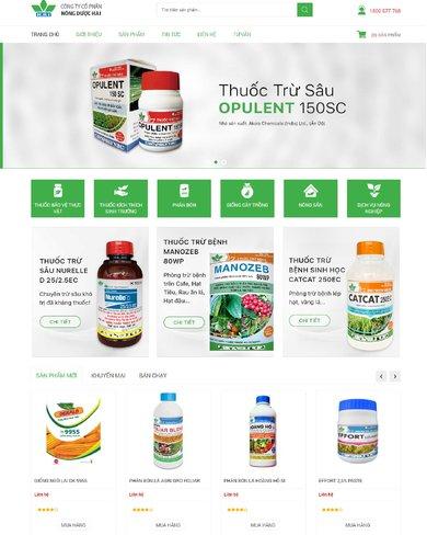 Website về nông nghiệp